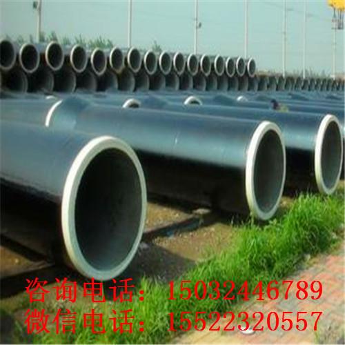 加强级3pe防腐钢管制造