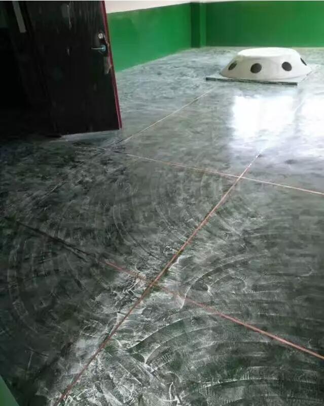宜昌天元化工二期粉劑車間導靜電地坪施工|工程案例-鄭州久新材料科技有限公司
