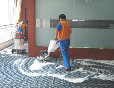 洗地机用来做保洁的优点