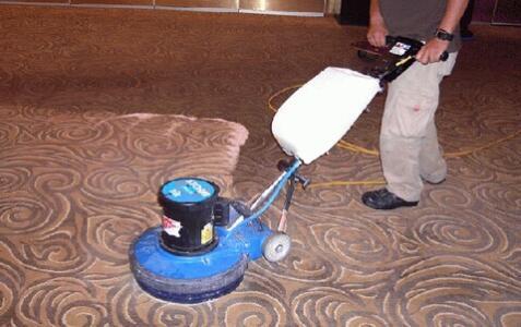 保洁企业如何清洗大理石