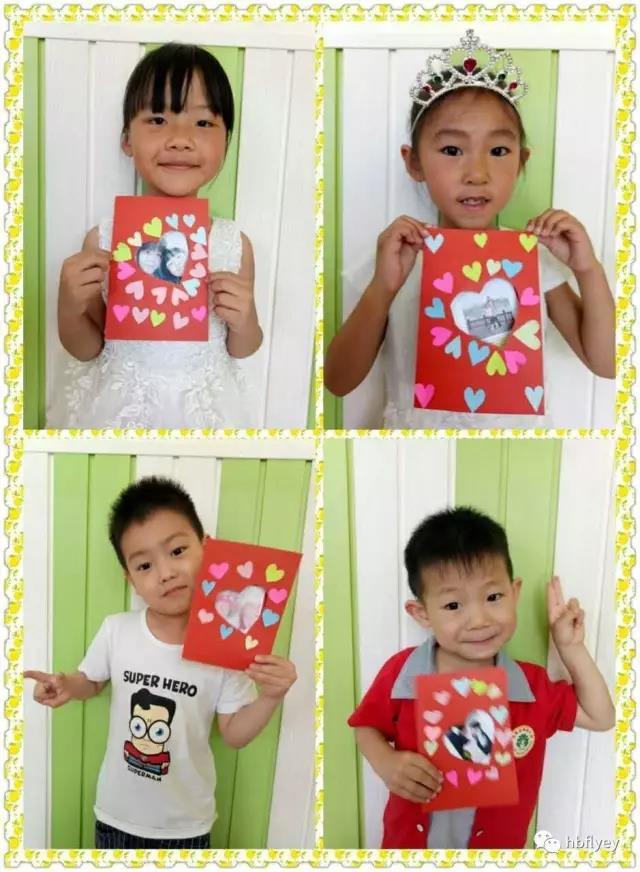 """鹤壁跨世纪幼儿园""""献给妈妈的爱""""感恩母亲节活动"""
