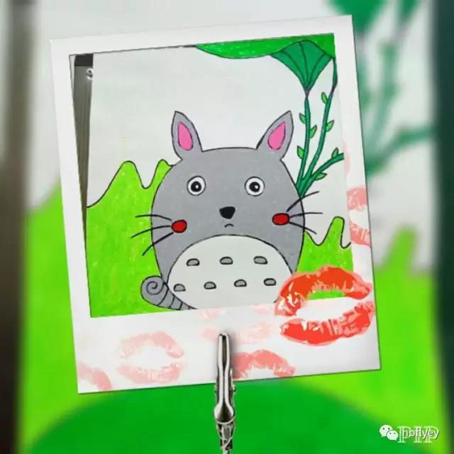 鹤壁妇联幼儿园学前班创意美术