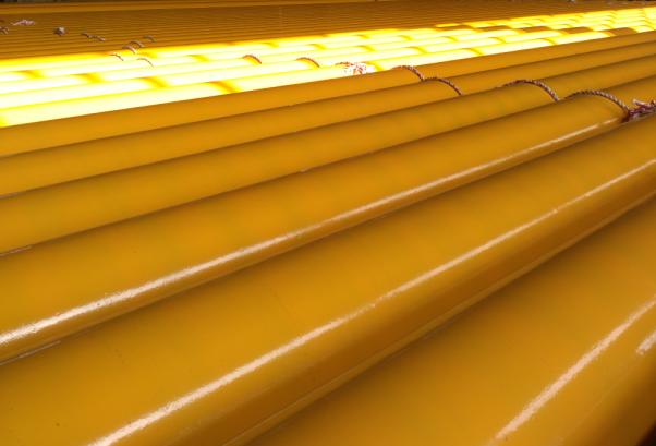 雙層熔結環氧樹脂鋼管防腐|FBE溶結環氧樹脂防腐-滄州市鑫宜達鋼管集團股份有限公司.