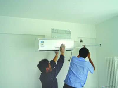 家里的空调你今年清洗了吗