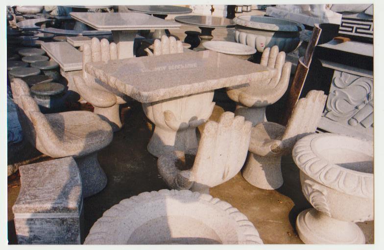 石桌椅|石桌椅-泉州市兴磊石雕有限公司