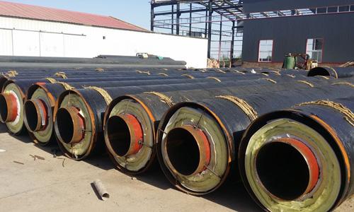 钢套钢保温管的价格