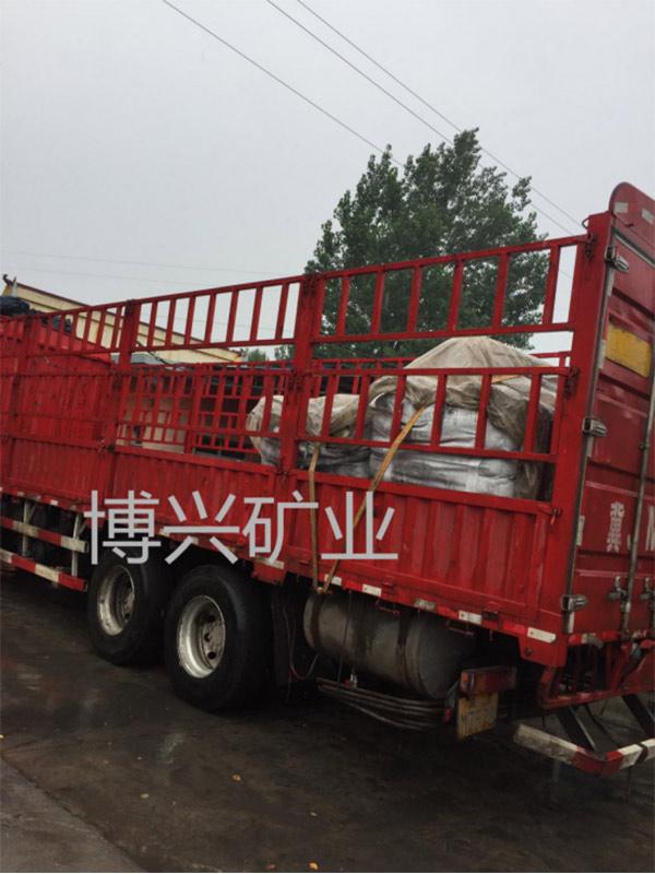 9月5日上午湖北某公司采购的12吨maxbetx手机登录 装车完毕|公司新闻-maxbetx万博软件注册
