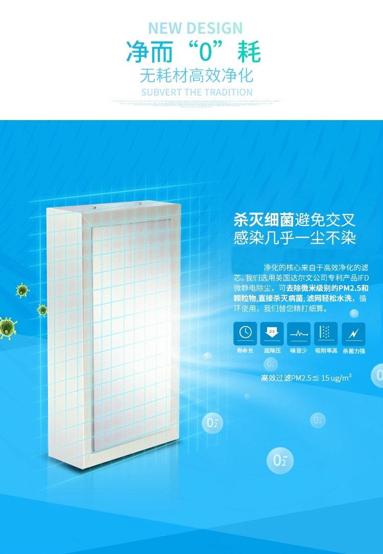 IFD技術:微靜電吸附技術|IFD技術:微靜電吸附技術-山西三洋制冷服務有限公司
