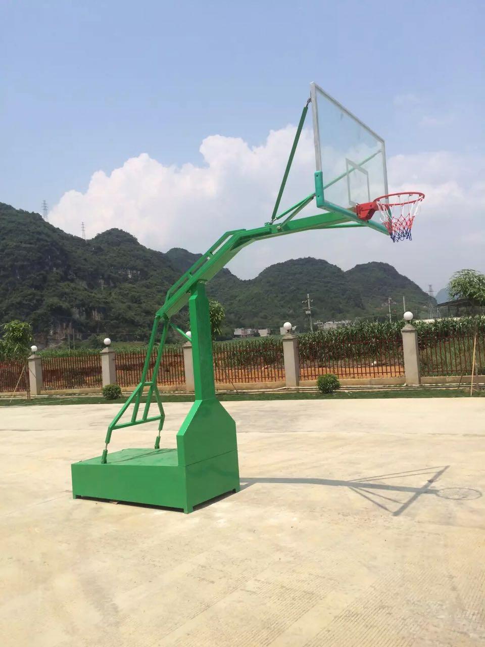 广西篮球架
