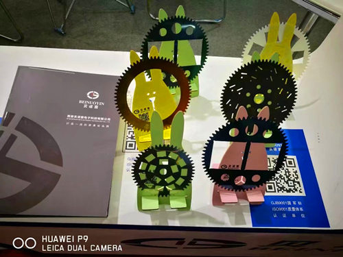西安贝诺茵电子——国际光电博览会留影|新闻动态-西安贝诺茵电子科技有限公司