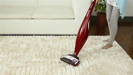 普通地毯的清洁方式