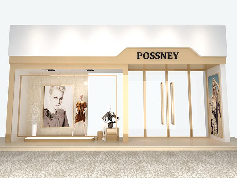 P-POSSNEY 2012 |商业空间-厦门市嘉维世纪会展服务有限公司