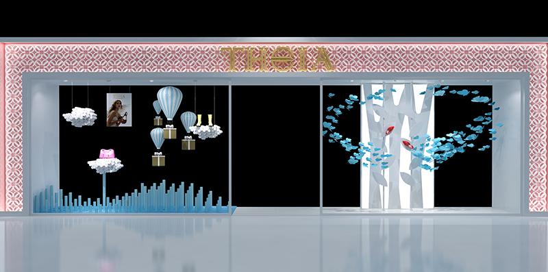THEIA主題櫥窗|商業空間-廈門市嘉維世紀會展服務有限公司