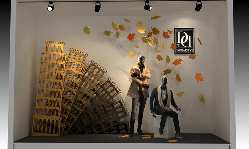 迪安帝尼|商业空间-厦门市嘉维世纪会展服务有限公司