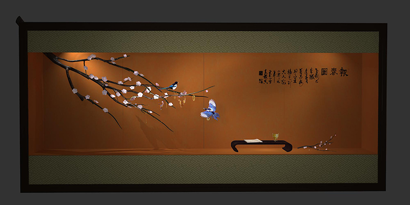 华昌珠宝|商业空间-厦门市嘉维世纪会展服务有限公司