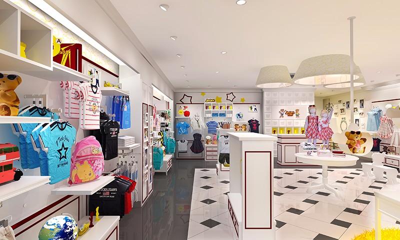 杰米熊专卖店|商业空间-厦门市嘉维世纪会展服务有限公司