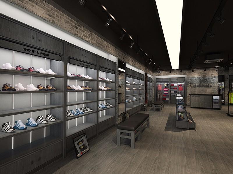 亚礼得专卖店设计|商业空间-厦门市嘉维世纪会展服务有限公司