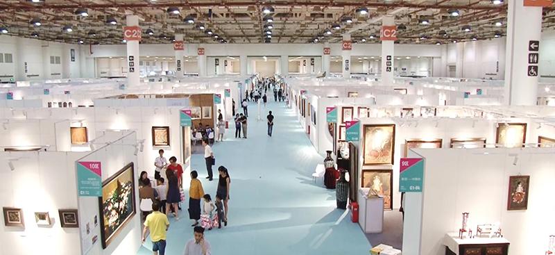 2017藝術廈門|藝術展板-廈門市嘉維世紀會展服務有限公司