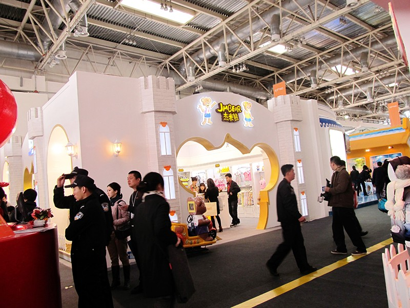 2011北京328|展覽特裝-廈門市嘉維世紀會展服務有限公司