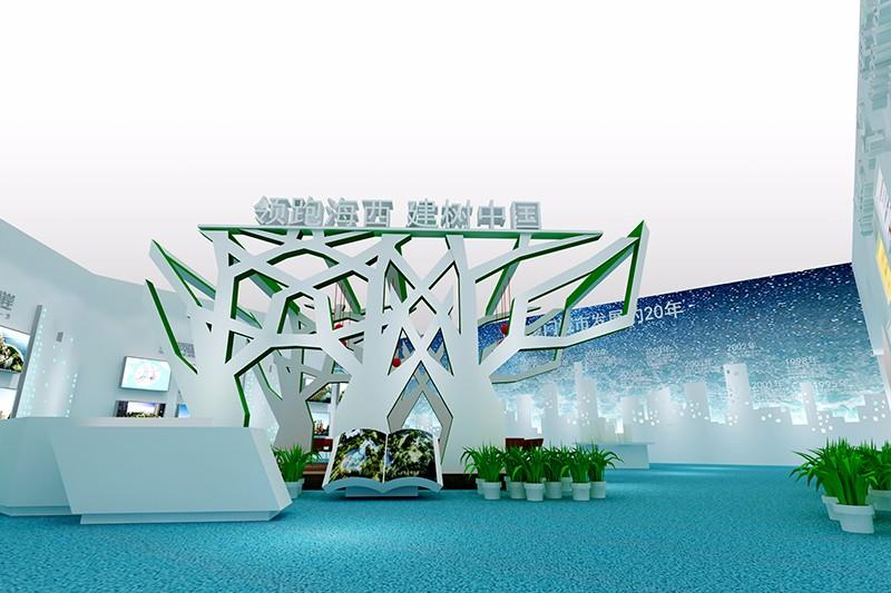 展覽設計-2013禹洲地產房車大聯展|展覽特裝-廈門市嘉維世紀會展服務有限公司