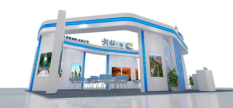 2015海沧人居展|展览特装-厦门市嘉维世纪会展服务有限公司