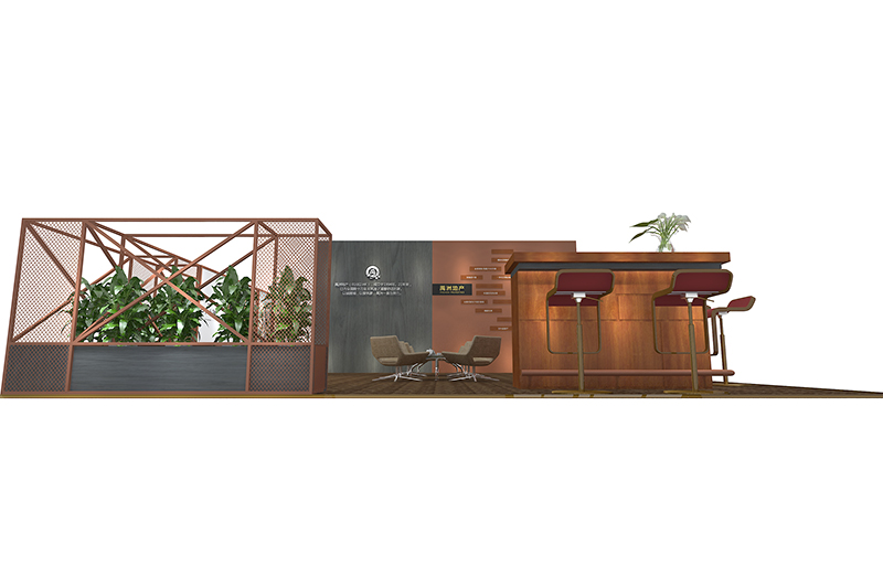 2015禹洲地產精筑3.5人居展|展覽特裝-廈門市嘉維世紀會展服務有限公司