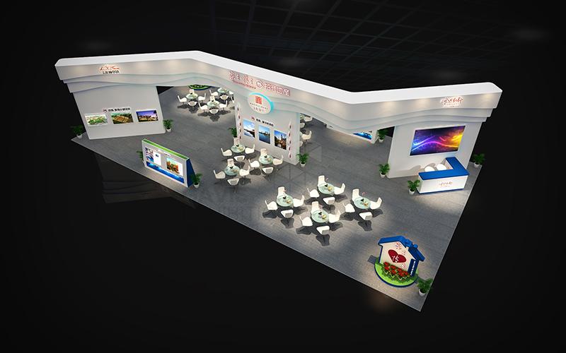 2015招商地產人居展|展覽特裝-廈門市嘉維世紀會展服務有限公司