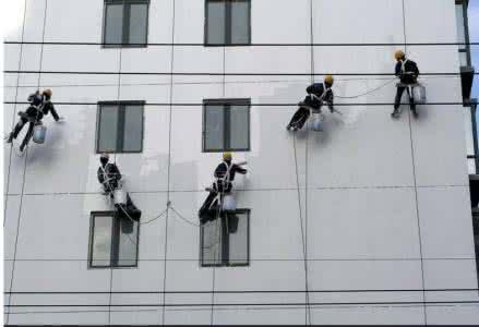 重庆外墙清洗费用服务流程标准/方案/收费