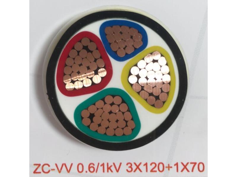 低压电缆 ZC-VV 3120+170 阻燃聚氯乙烯绝缘电力电缆..jpg