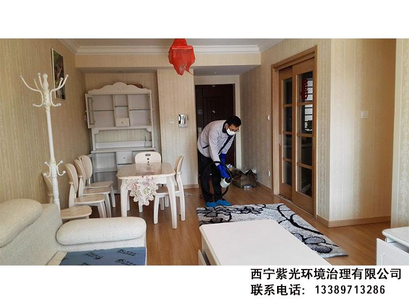 家庭装修除甲醛|装修污染治理-西宁紫光环境治理有限公司