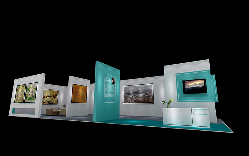 2016 藝術廈門徐里展位|展覽特裝-廈門市嘉維世紀會展服務有限公司