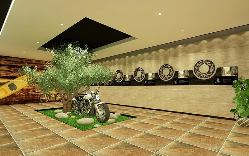 万安实业展厅设计 |展示展厅-厦门市嘉维世纪会展服务有限公司