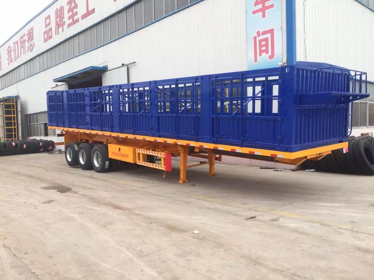 仓栏|板样车展示介绍-重庆丰圣物流有限公司