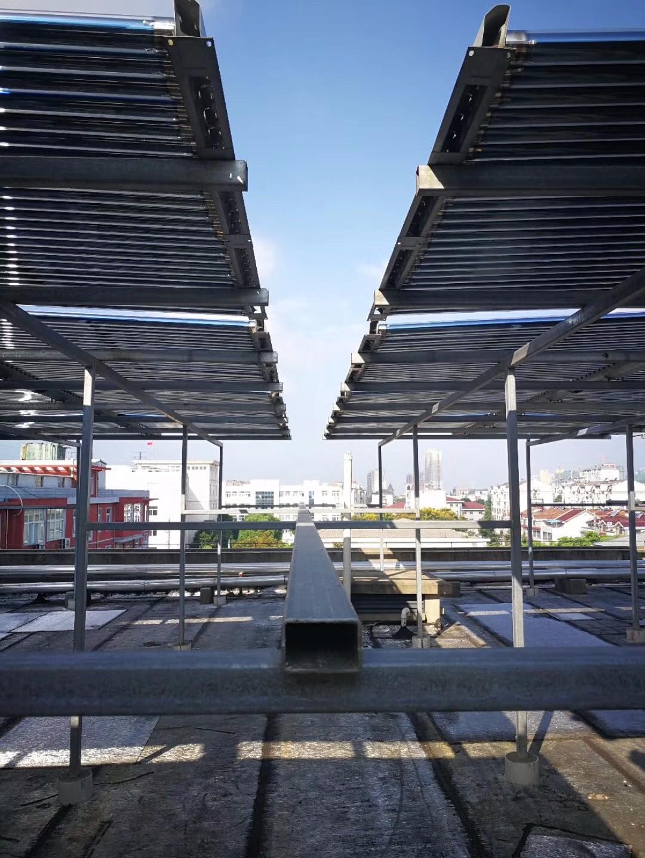 维也纳酒店热水工程案例|热水案例-广西南宁卓晟能新能源科技有限公司
