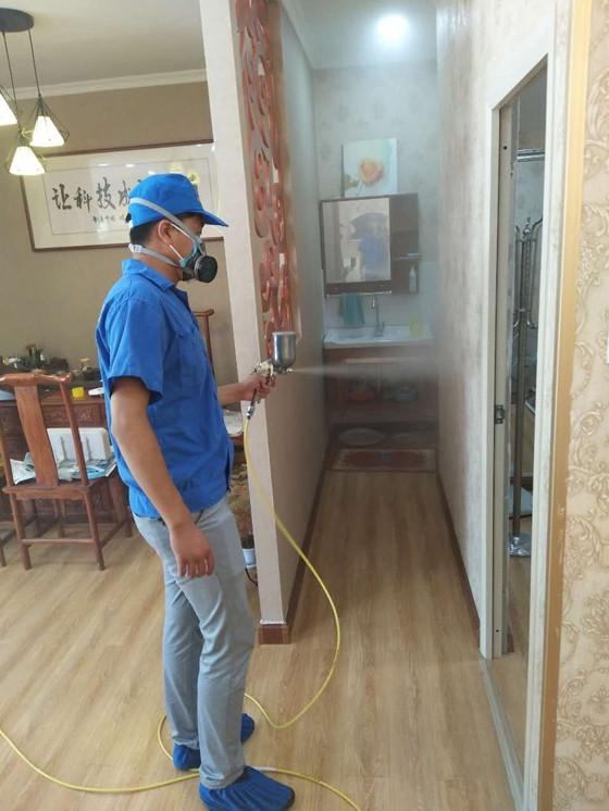 鹤壁市绿奇环保科技有限公司   张国财|会员风采-鹤壁市清洗保洁行业协会