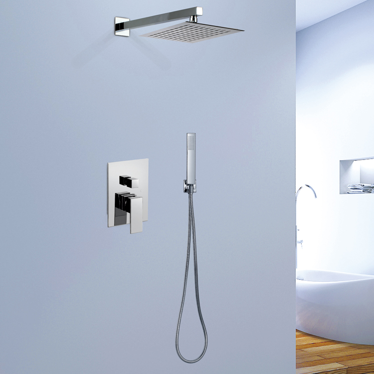 暗装淋浴主体