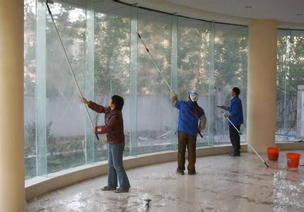 重庆开荒清洁公司的业务范围