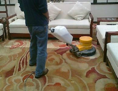 重庆开荒清洁教你如何清理地毯