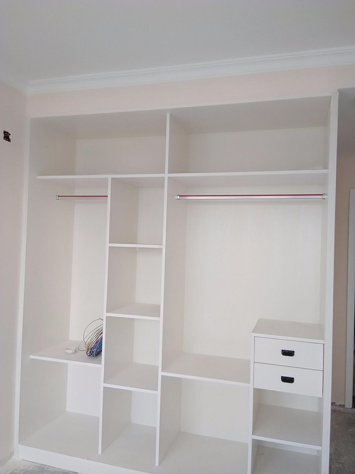 衣柜|家装案例-济南市金房子装饰工程有限公司
