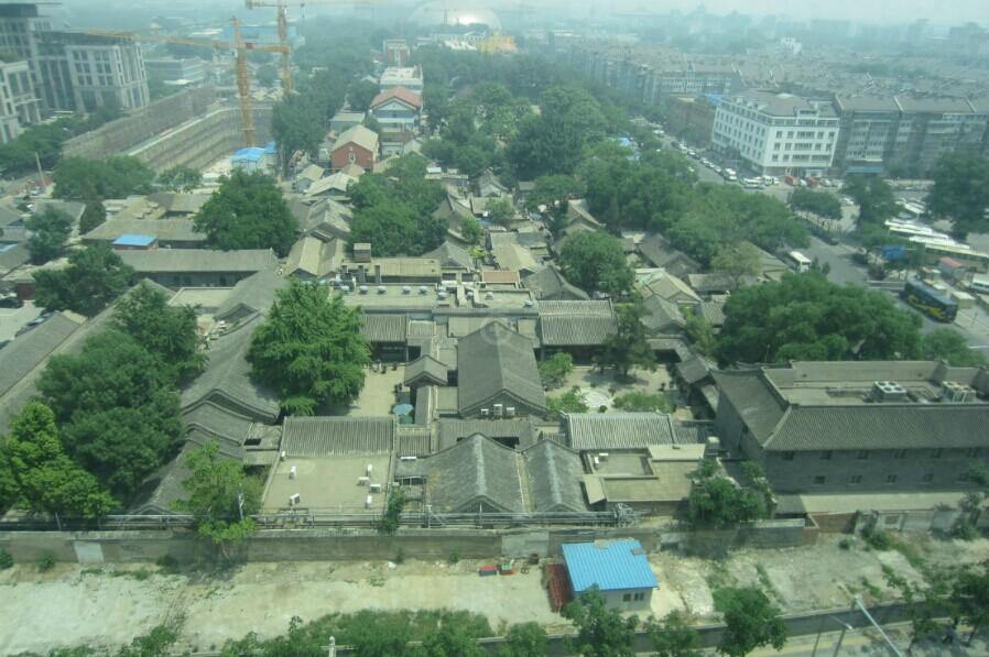 北京四合院房屋结构安全性检测.jpg