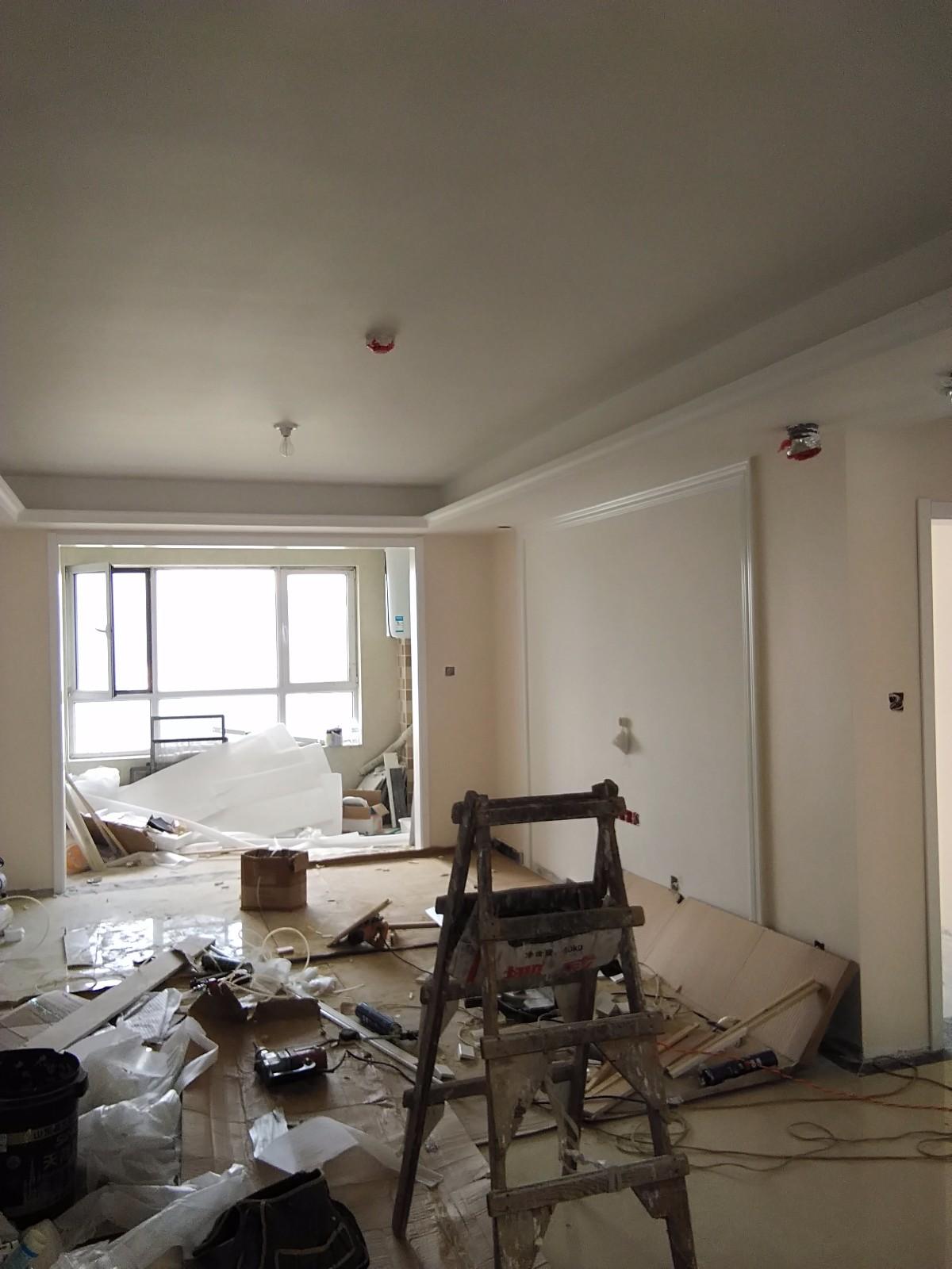 正在施工|正在施工-济南市金房子装饰工程有限公司