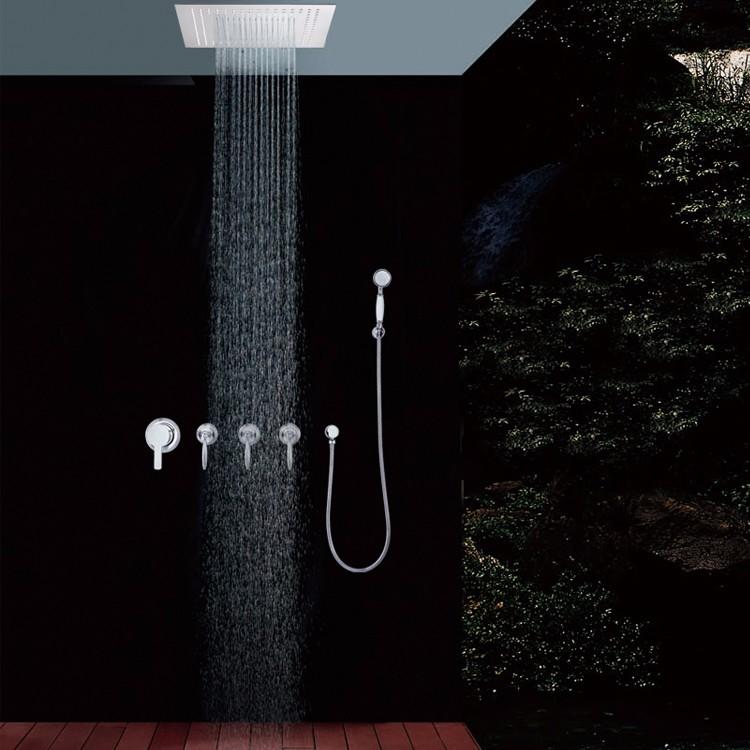 淋浴流星雨
