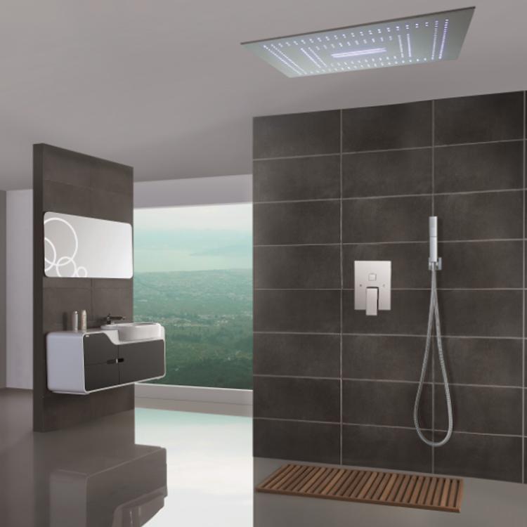保健暗装淋浴—星雨银河