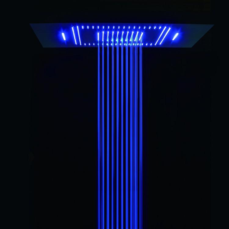 保健暗装淋浴—雨幕星辰|保健暗装淋浴-佛山乐浴卫浴科技有限公司