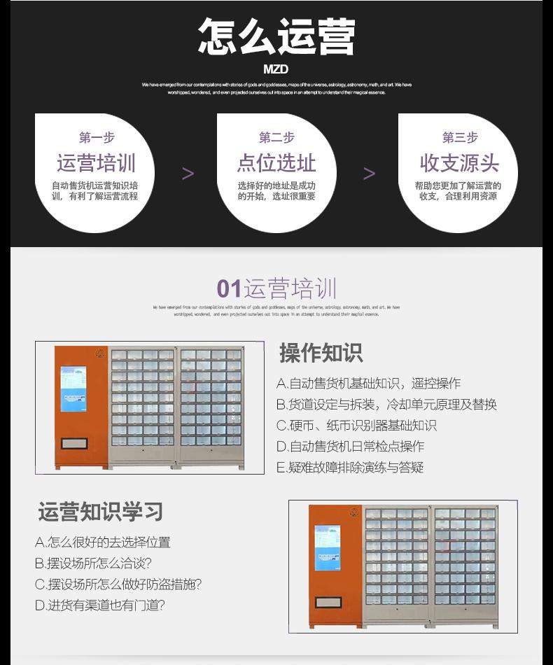 福建【明众达】自动售货机|格子柜自动售货机-泉州市明众达智能设备有限公司