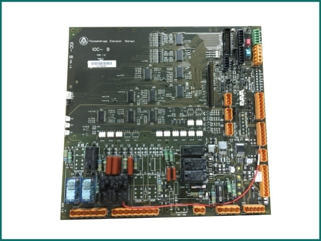 互生网站产 Dongyang thyssen elevator pcb IOC-1B , thyssen elevator parts.jpg