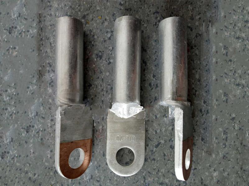 铜铝过渡接线端子钎焊|铜铝接线端子-广东恒安顺电力设备服务有限公司