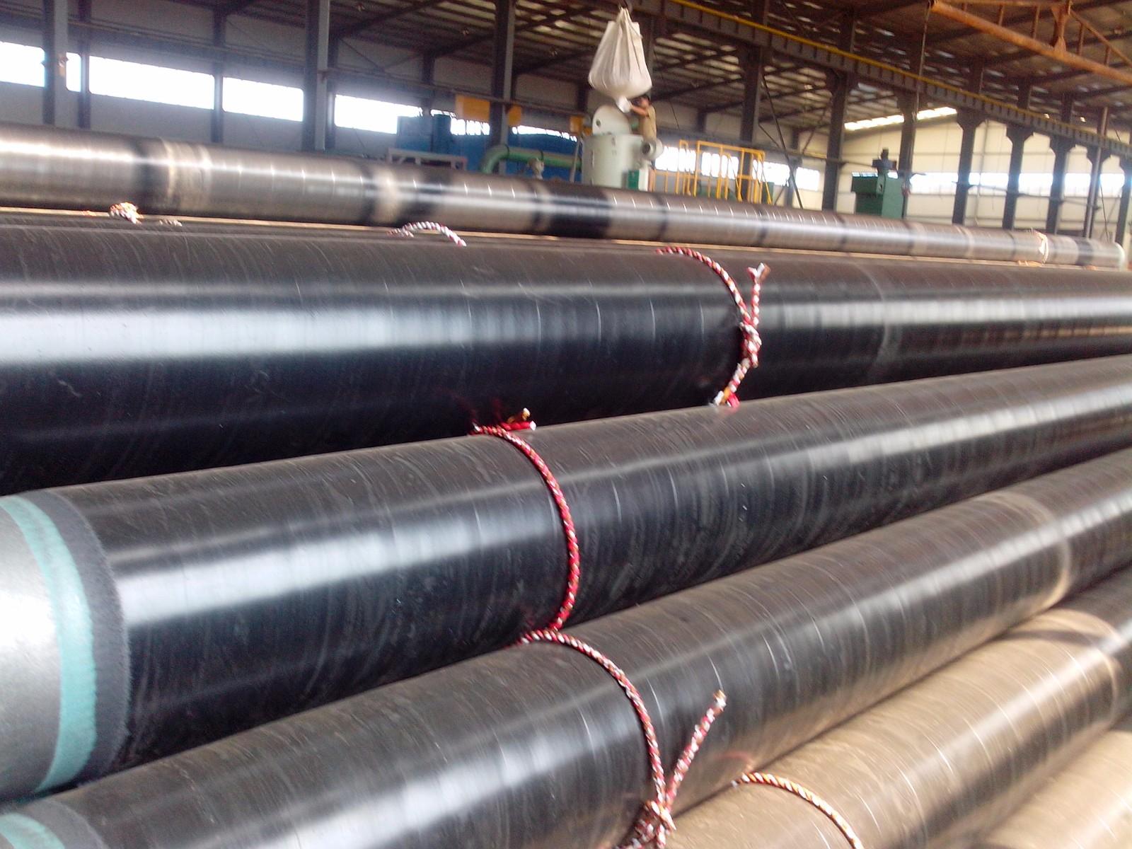 燃氣管道3PE防腐|3PE防腐鋼管-滄州市鑫宜達鋼管集團股份有限公司.