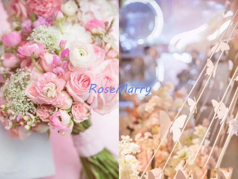 花中曲 婚礼布置-奈斯婚礼企划