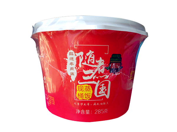 红烧牛肉饭|厨师牌现蒸现煮饭-厦门聚宏康贸易有限公司.